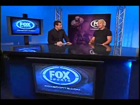 Fox Sports Interview with Daniel Puder MMA Star