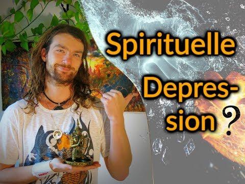 """Was ist die """"spirituelle Depression"""" & Warum kommt es dazu?"""
