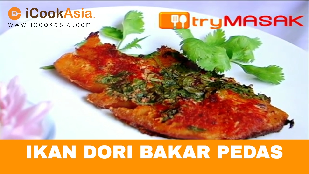 resepi ikan dori resep masakan khas Resepi Ikan Dori Sweet Sour Enak dan Mudah