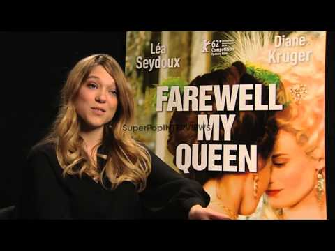 INTERVIEW  Lea Seydoux 62nd Berlin International Film Festival chapter 2   10 February 2012