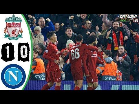 Download Liverpool vs Napoli 1-0 Champions League 11/12/2018