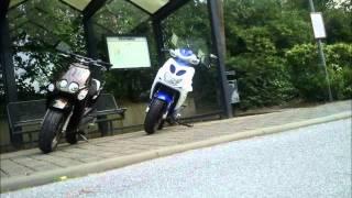 Meine Yamaha Aerox story