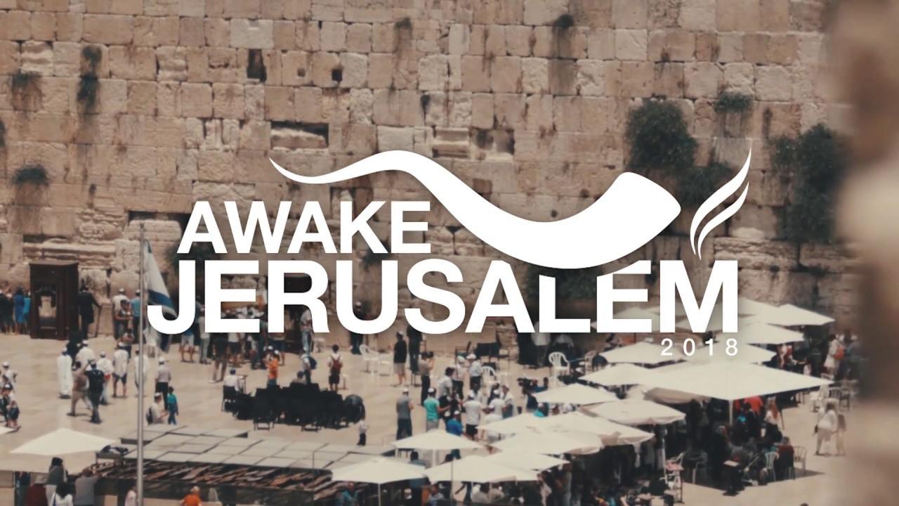 Image result for Awake, awake, stand up, O Jerusalem