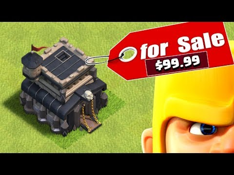 WHAT HAPPENS WHEN YOU SPEND $100.00 ON TOWN HALL 9!? - Clash Of Clans