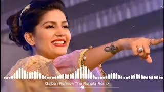 Gajban Pani Ne Chali | Dj Remix | Chundadi Jaipur Ki | Sapna Choudhary | New Haryanvi Song