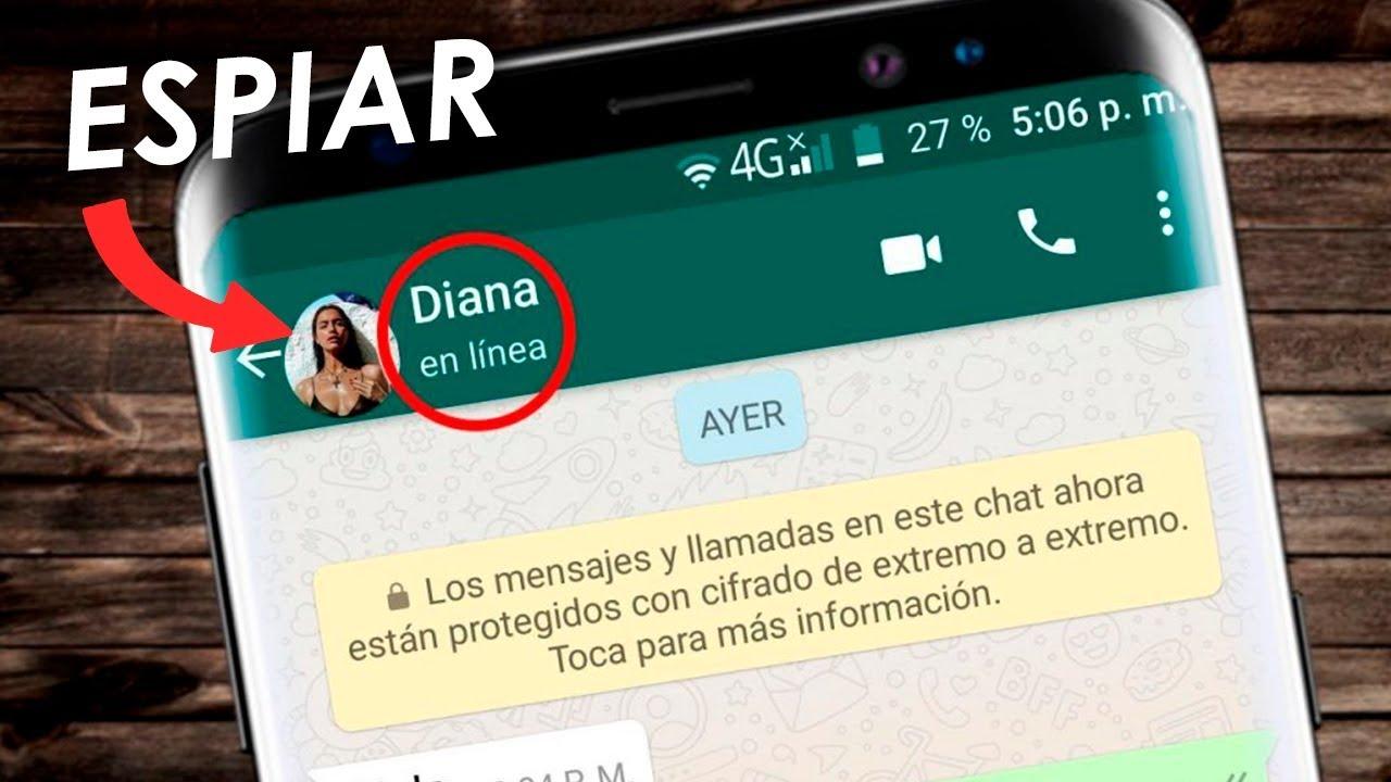 espiar whatsapp de otra persona en linea
