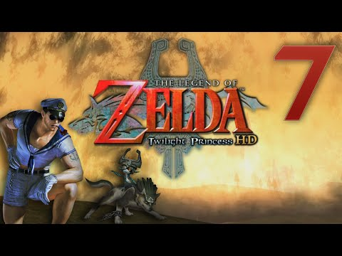 The Legend of Zelda: Twilight Princess HD - Part 7 - Sumo Wrestling