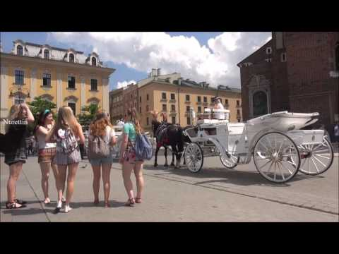 Poland/Krakow (City of Horse Carriage) Part 11