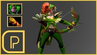 Purge plays Windranger /w Day9