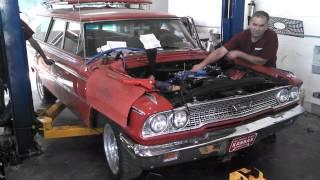 63 Ford Country Sedan