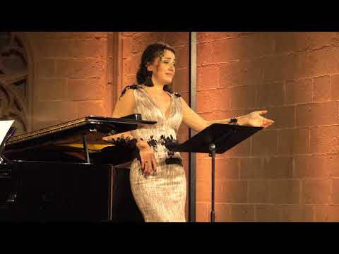 Ketevan Kemoklidze´s recital at Life Victoria Barcelona 2017 (part 2)