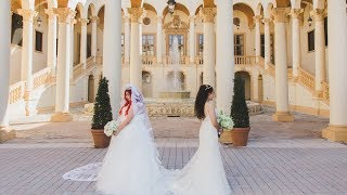 Same Sex Wedding at Biltmore Hotel Cinematic - Pamela & MariaEla