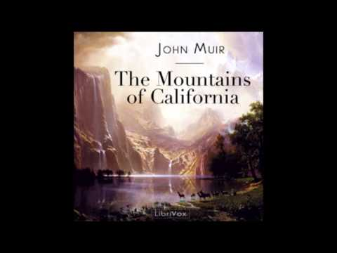 The Mountains of California (FULL Audiobook)