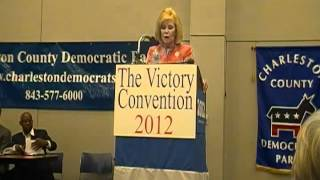 Election of 2012 CCDP Officers and Keynote Speaker Linda Ketner