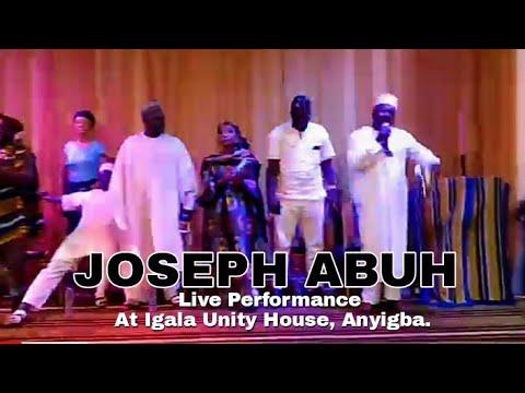 Download Joseph Abu live performance at ANYIGBA