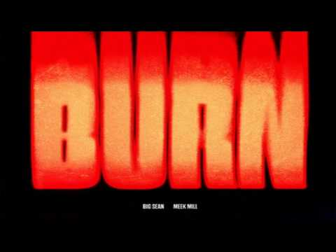 Meek Mill Ft. Big Sean - Burn (Instrumental)