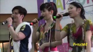 """(Part 4) AKINO With Bless4 - """"Sousei No Aquarion"""" 2015 Funan Anime Matsuri (FAM2015 Singapore)"""