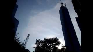 New York City World Trade Center site May 2013