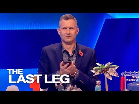 Adam Asks Siri if Apple Avoids Tax - The Last Leg