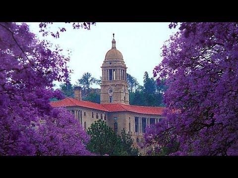 SOUTH AFRICA 1.díl - Pretoria - capital city (hlavní město)