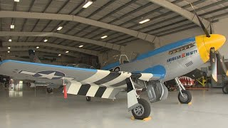 History still flies at Olympic Flight Museum - KING 5 Evening