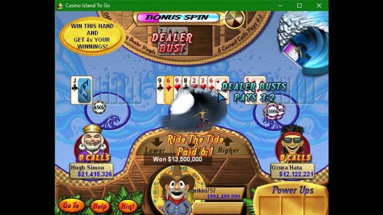 Casino island to go pc game cheats harrahs horse shoe casino shreveport louisiana