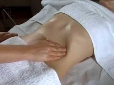 Массаж при эндометриозе