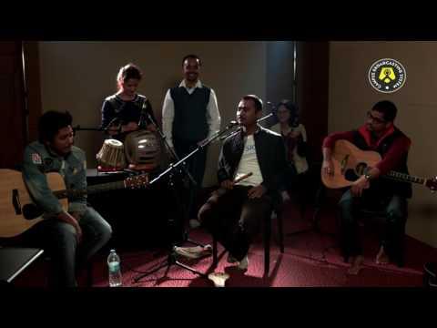 IIT Guwahati Instrumental Fusion Band live @CBS