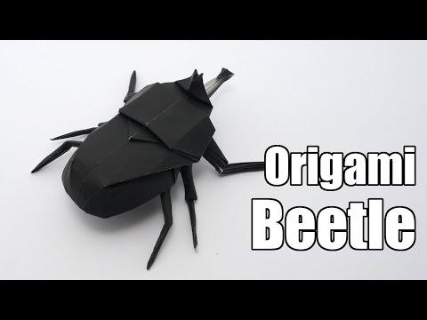 Origami Beetle-Jo Nakashima