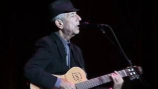 Helsinki , Leonard Cohen, The Gypsy's Wife,