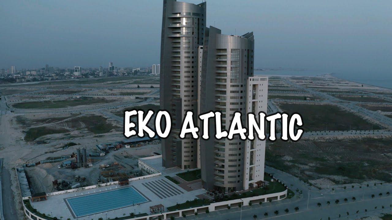 Eko Atlantic City Nigeria Is The Dubai Of Africa? - YouTube