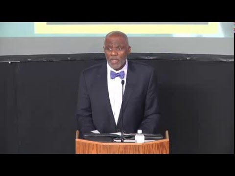 Honorable Alan Page Visited STA