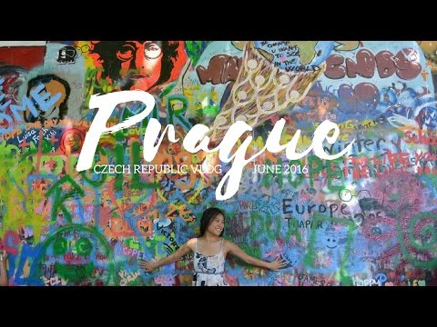 Prague, Czech Republic | Travel Vlog