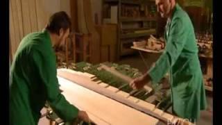 Fazioli Factory Tour ファツィオリ工場ツアー (English Narration)