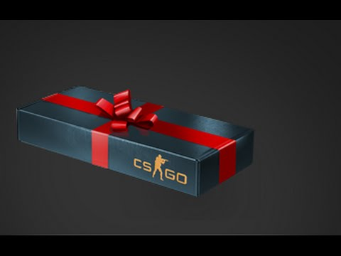 Подарки на сайте кс го