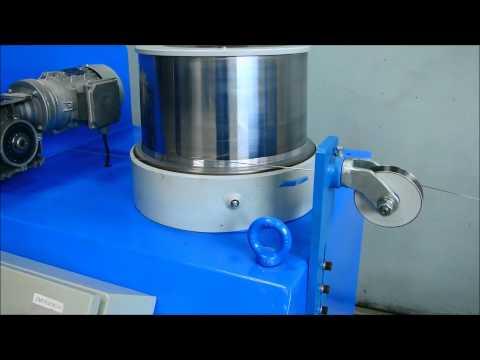 Máquina Retrefiladora Via Úmida Modelo THS-300  - Metal Cairo