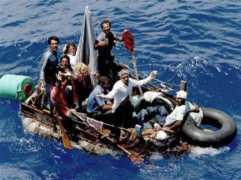 Vượt Thoát - Vietnamese Boat People- Tác Giả: Phạm Kim