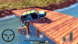 Off The Road #6 Defender | Open World Off Road Driving Simulator - Android Gameplay FHD
