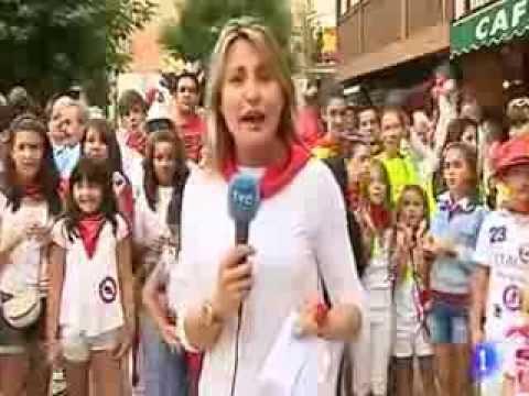 Encierros Ampuero 2013 TVE