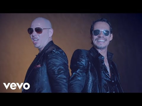 Pitbull  Rain Over Me ft Marc Anthy