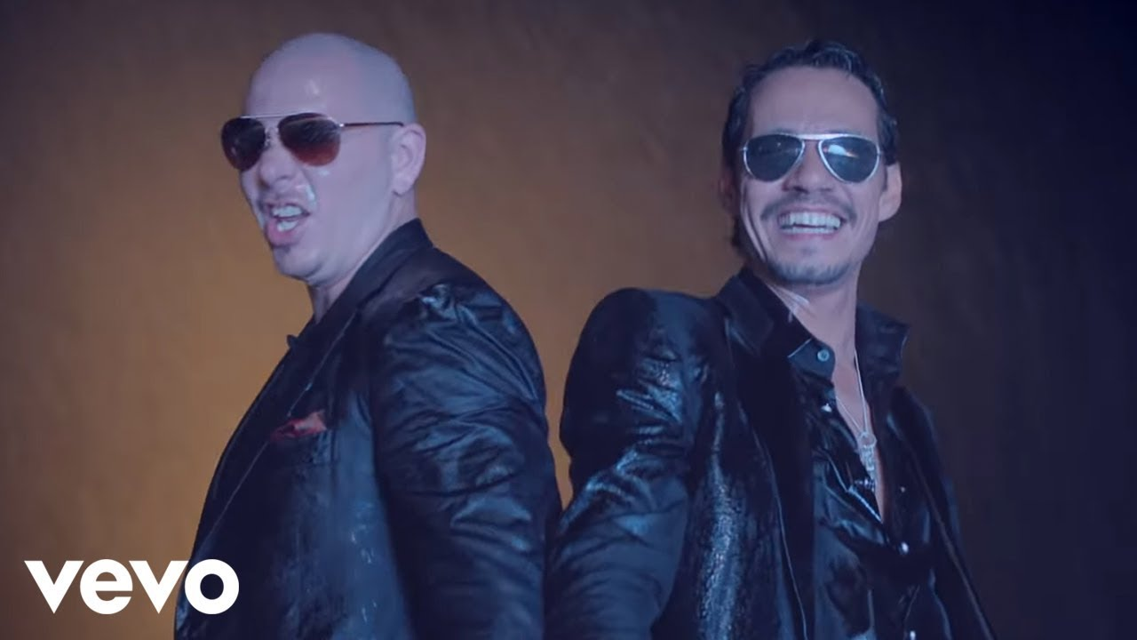 Pitbull – Rain Over Me ft. Marc Anthony (Official Video)