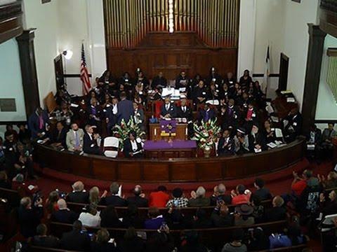 Jackson, Sharpton Help Mark Selma Anniversary