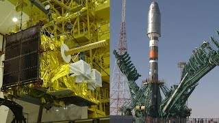 Soyuz-2.1b ready to launch Arktika-M