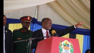 Rais Magufuli: Sipangiwi Kazi, Makonda Chapa Kazi, Usitishike na Mambo ya Mitandaoni