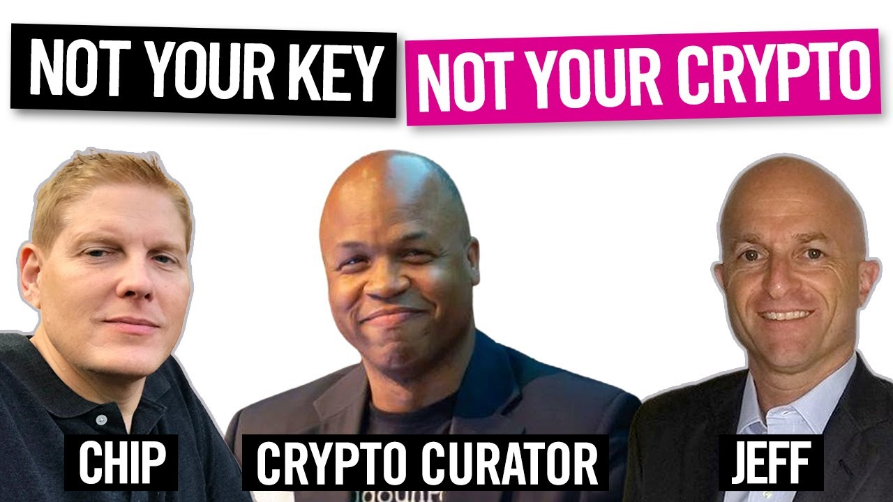 BTC - XRP - ETH - NOT YOUR KEYS - NOT YOUR CRYPTO - On The Chain 7