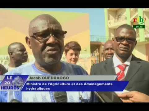 Forum de transformation des explorations agricoles familiales à Ouagadougou