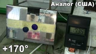 Высокотемпературный тест смазок