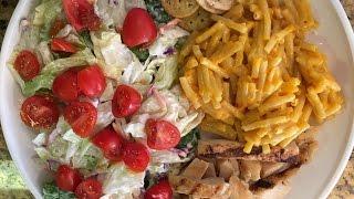 #34.Америка.РжуНеМогу, готовлю обед 'мужу-американцу'.Сложно назвать это приготовлением!