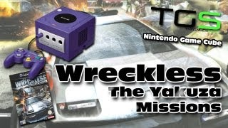 Wreckless - The Yakuza Missions - Stage A1 & A2 (Nintendo Gamecube)