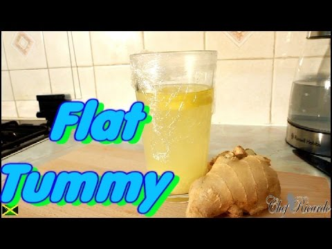 Flat tummy with ginger water lose belly fat in 5 days time part flat tummy with ginger water lose belly fat in 5 days time part 2 recipe forumfinder Choice Image